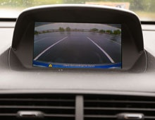 2014 Buick Encore rearview camera system