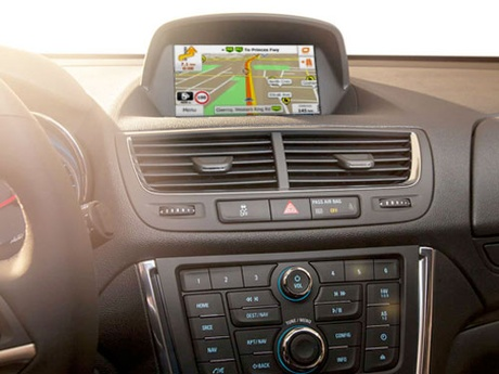 2014 Buick Encore with navigation
