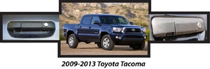 Back-up cameras for 2013 Toyota Tacoma
