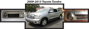 Back-up cameras for 2013 Toyota Tundra