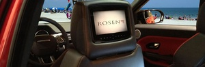 Rosen AV7900 Headrest Entertainment System